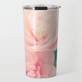 Joie de vivre - floral photography Travel Mug