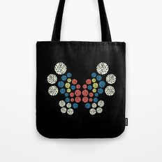 Vivillon Modern Form Tote Bag