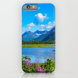 God's_Country - II iPhone Case