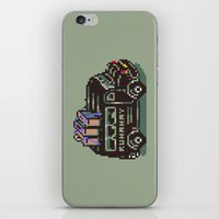earthbound iPhone & iPod Skins featuring Runaway 5 Van - Mother 2 / Earthbound by Studio Momo╰༼ ಠ益ಠ ༽