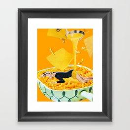 8x10 Cheese Dreams Framed Art Print