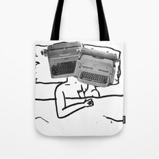 each other's type Tote Bag