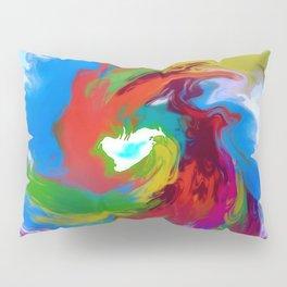 Color Gyroscope Pillow Sham