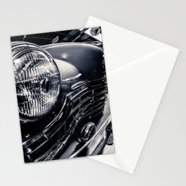 Cars of the Fifties Stationery Cards