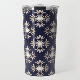 Baroque style pattern. Travel Mug