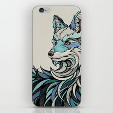 Berlin Fox iPhone & iPod Skin
