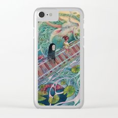 I Remember Now Clear iPhone Case