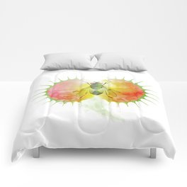 VENUS FLYTRAP (welcome to the afterlife) Comforters