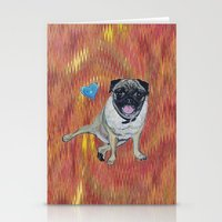 woody Stationery Cards featuring Woody by gretzky