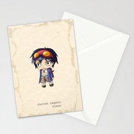 Chibi Simon Stationery Cards