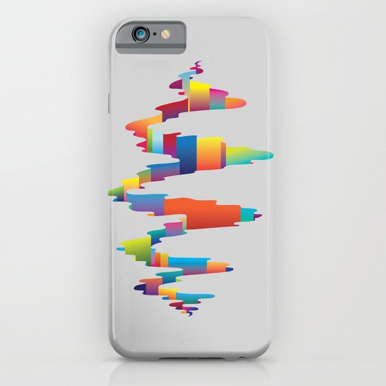 After the earthquake iPhone & iPod Case