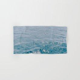 summer blues ii Hand & Bath Towel