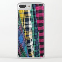 Bolt-Hike Clear iPhone Case