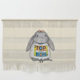 Top of the Flops Wall Hanging