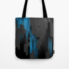 frag.tris.edge Tote Bag