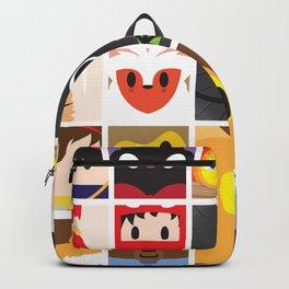 World of Ghibli Blocks Backpack