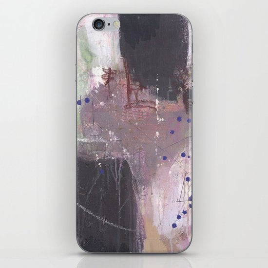 Thick as Thieves iPhone Skin