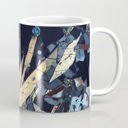 Graphic minerals Coffee Mug