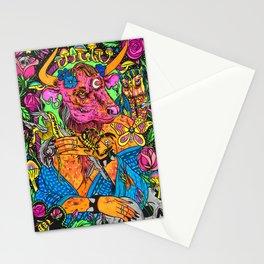 Minotaur Goddess Stationery Cards