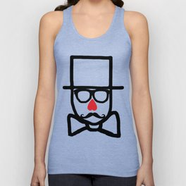 Valentines Day 2013 Collaboration with Kaviar & Cigarettes Unisex Tank Top