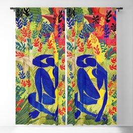 Henri Matisse Wild Blackout Curtain