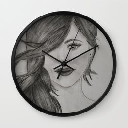 Crap. I'm In Love. Wall Clock