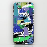 into the wild iPhone & iPod Skins featuring wild by annemiek groenhout