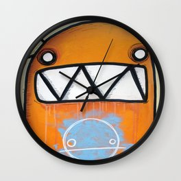 ALL IN A DAYS  LURK Wall Clock