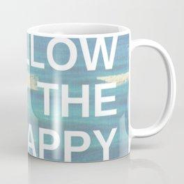 Follow the Happy Coffee Mug
