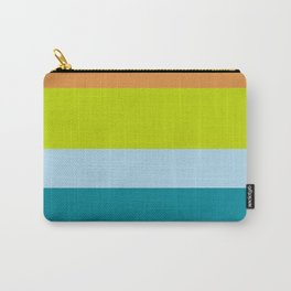 COLOR COMPOSITION_GREEN FIELD Carry-All Pouch