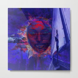 Canvas Miracles Metal Print