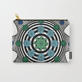 Fractal Octopus Carry-All Pouch