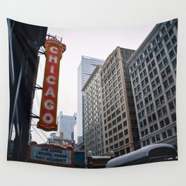 The Windy City Wall Tapestry