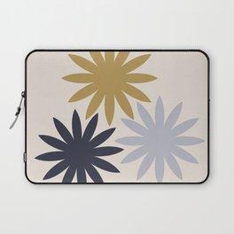 Three Flowers Laptop Sleeve
