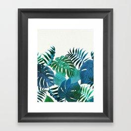 My Tropical Garden 18 Framed Art Print