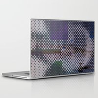 politics Laptop & iPad Skins featuring politics by berg with ice