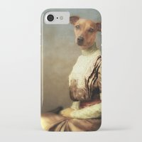 bambi iPhone & iPod Cases featuring Bambi by Martine Roch