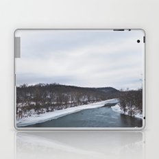 Frozen River Laptop & iPad Skin