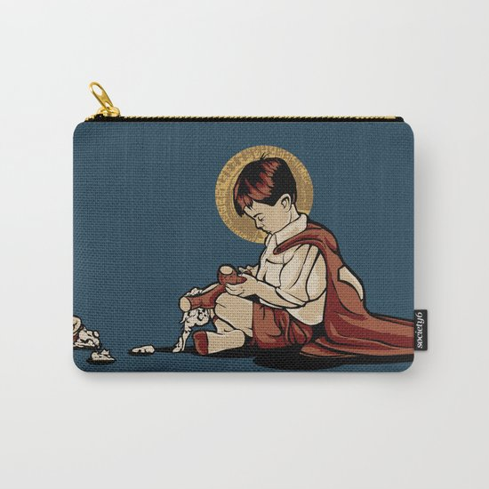 Some Things Can't Be Saved Carry-All Pouch