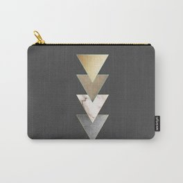 Triangled Carry-All Pouch