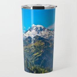 Mt. Rainer Travel Mug