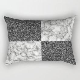 Marble Texture Combo-IV Rectangular Pillow