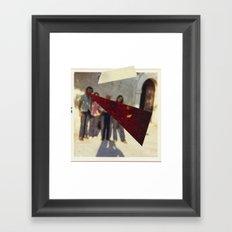 nice&close Framed Art Print