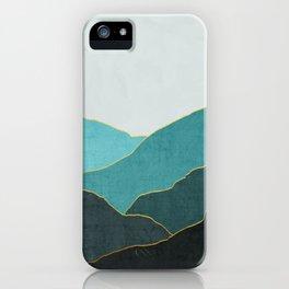 Minimal Landscape 04 iPhone Case