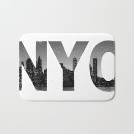 New York City Bath Mat