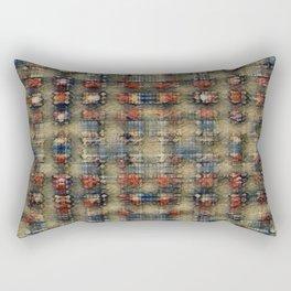 Shore Acres Quilt Plaid Rectangular Pillow