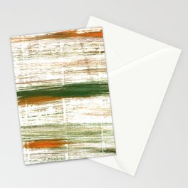 Yellow green Stationery Cards
