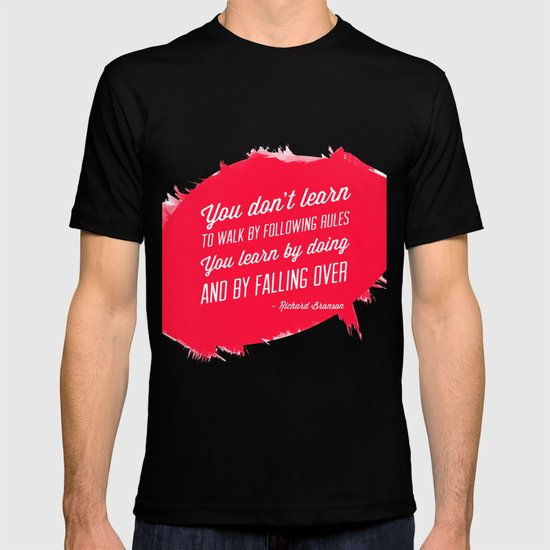 Richard Branson success quote T-shirt
