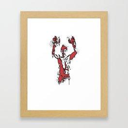 boxe 77 Framed Art Print
