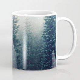 Forest and Fog Coffee Mug